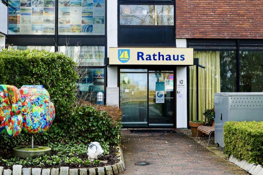 Rathaus Timmendorferstrand